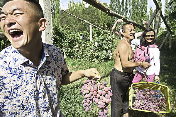 青海旅遊,莫高窟,月牙泉,又見敦煌-3