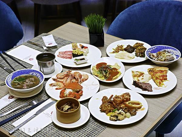 台北王朝大酒店,SUNNY BUFFET,自助餐廳,吃到飽-27.jpg
