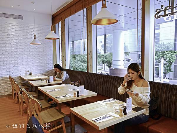 紐約早餐女王,Sarabeth's Taiwan ,台北天母sogo店-5.jpg