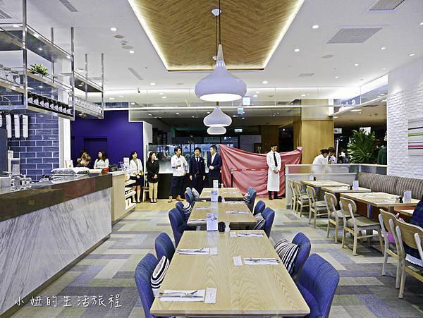 紐約早餐女王,Sarabeth's Taiwan ,台北天母sogo店-6.jpg