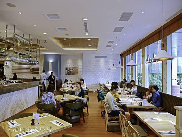 紐約早餐女王,Sarabeth's Taiwan ,台北天母sogo店-8.jpg