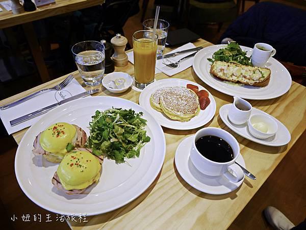 紐約早餐女王,Sarabeth's Taiwan ,台北天母sogo店-12.jpg