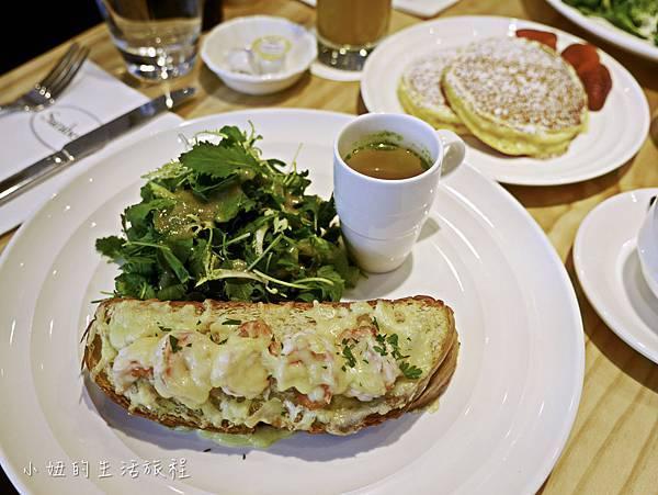 紐約早餐女王,Sarabeth's Taiwan ,台北天母sogo店-13.jpg