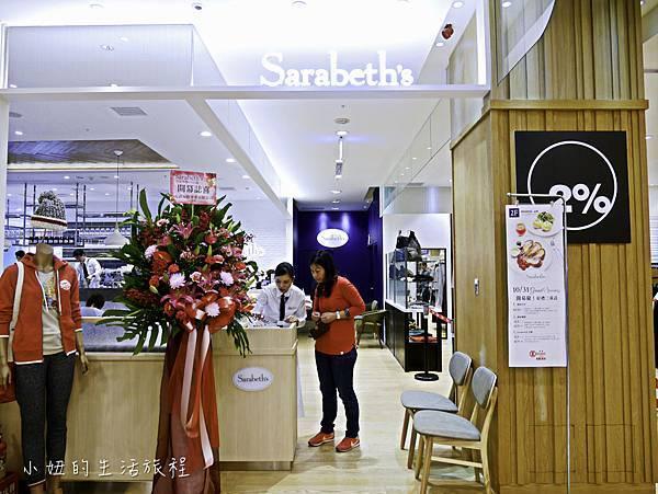 紐約早餐女王,Sarabeth's Taiwan ,台北天母sogo店-23.jpg
