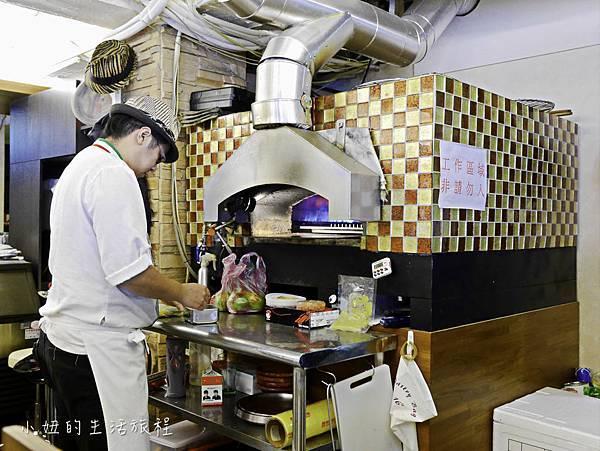 義大利米蘭手工窯烤披薩 台北中山店-9.jpg