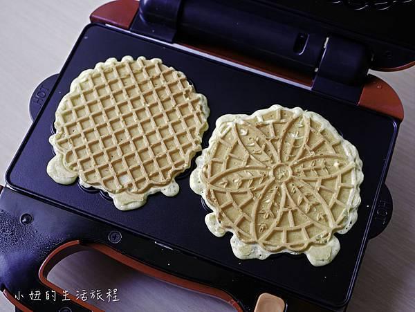 Vitantonio 鬆餅機VWH-30B ,蕾絲法式薄餅烤盤-21.jpg