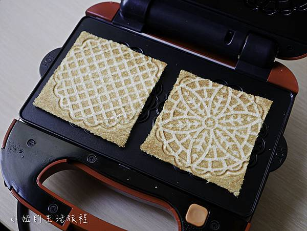 Vitantonio 鬆餅機VWH-30B ,蕾絲法式薄餅烤盤-23.jpg