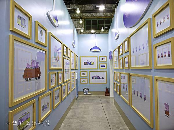 Super Pop粉紅豬小妹 超級互動展,台中,佩佩豬,粉紅豬小妹-9.jpg