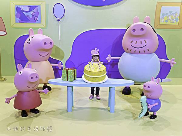 Super Pop粉紅豬小妹 超級互動展,台中,佩佩豬,粉紅豬小妹-11.jpg