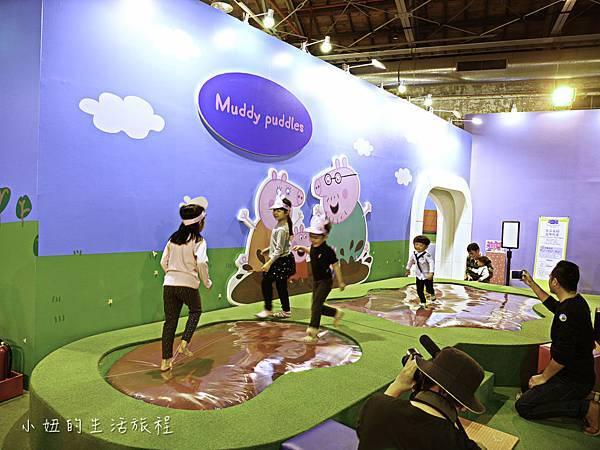 Super Pop粉紅豬小妹 超級互動展,台中,佩佩豬,粉紅豬小妹-16.jpg