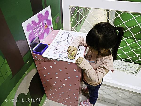 Super Pop粉紅豬小妹 超級互動展,台中,佩佩豬,粉紅豬小妹-25.jpg