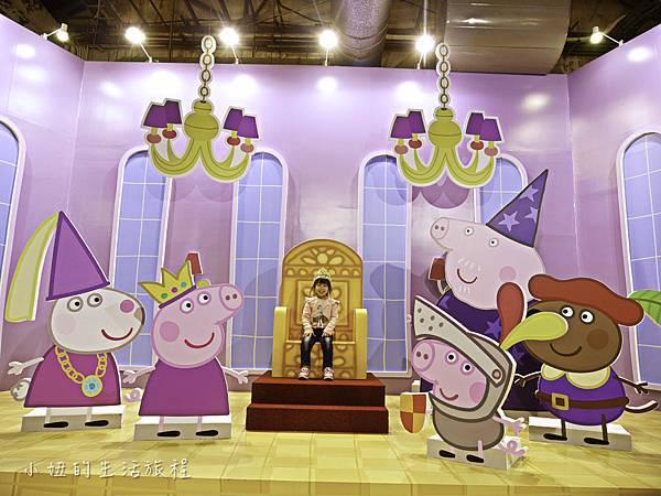 Super Pop粉紅豬小妹 超級互動展,台中,佩佩豬,粉紅豬小妹-30.jpg
