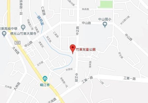 新竹縣竹東鎮新正路,竹東兒童公園