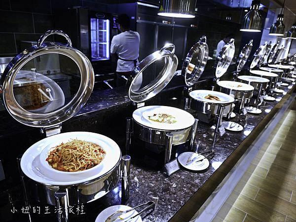 中天溫泉度假飯店,宜蘭礁溪,晚餐-111.jpg
