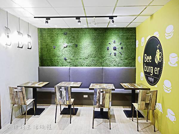 Bee burger,快樂蜂,板橋,早餐,早午餐-4.jpg