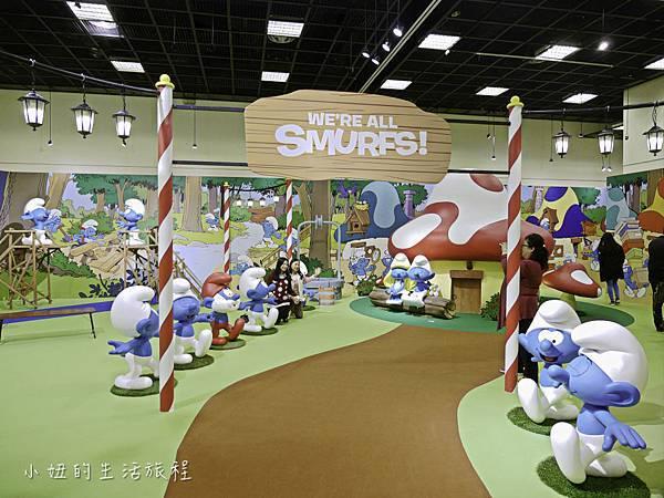 藍色小精靈 特展,2018,展覽,中正紀念堂-20.jpg