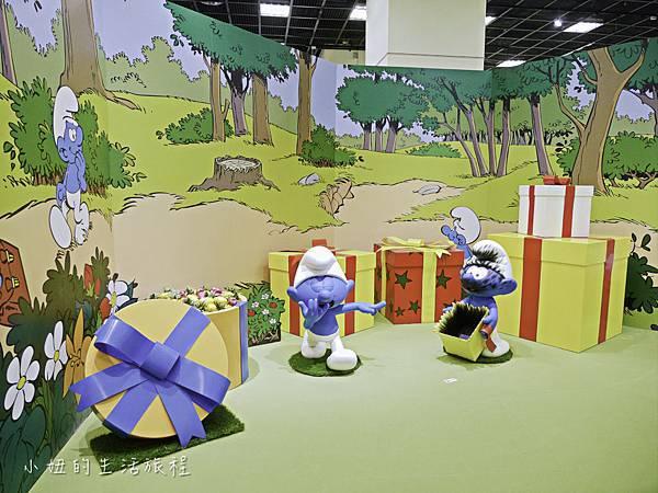 藍色小精靈 特展,2018,展覽,中正紀念堂-24.jpg