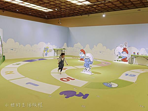 藍色小精靈 特展,2018,展覽,中正紀念堂-33.jpg