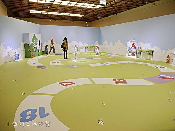 藍色小精靈 特展,2018,展覽,中正紀念堂-34.jpg