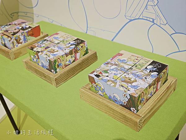 藍色小精靈 特展,2018,展覽,中正紀念堂-36.jpg