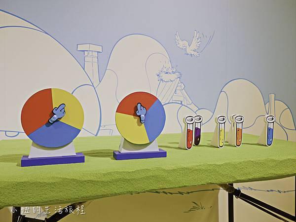 藍色小精靈 特展,2018,展覽,中正紀念堂-40.jpg