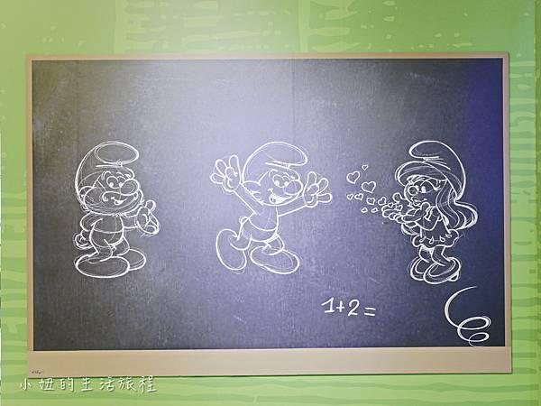 藍色小精靈 特展,2018,展覽,中正紀念堂-49.jpg