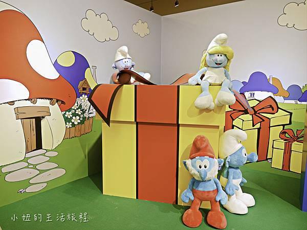藍色小精靈 特展,2018,展覽,中正紀念堂-52.jpg