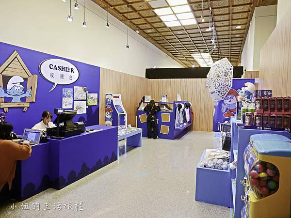 藍色小精靈 特展,2018,展覽,中正紀念堂-53.jpg