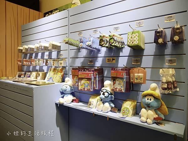 藍色小精靈 特展,2018,展覽,中正紀念堂-54.jpg