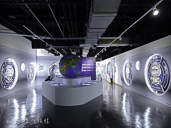 我是小小太空人,不可思議的星球特展,汐止遠雄-4.jpg