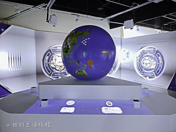 我是小小太空人,不可思議的星球特展,汐止遠雄-7.jpg