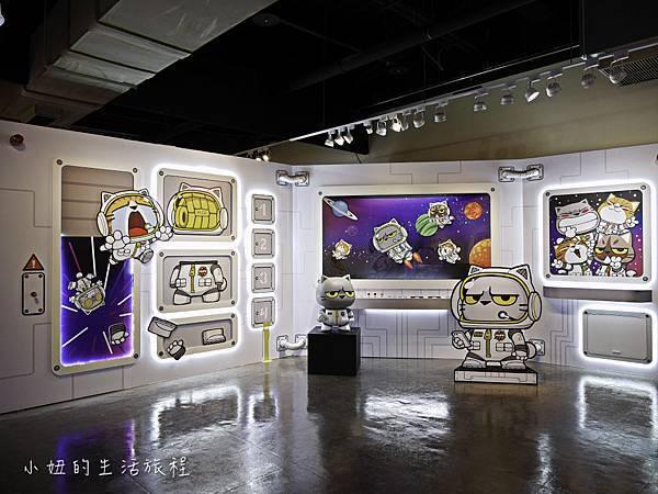 我是小小太空人,不可思議的星球特展,汐止遠雄-19.jpg