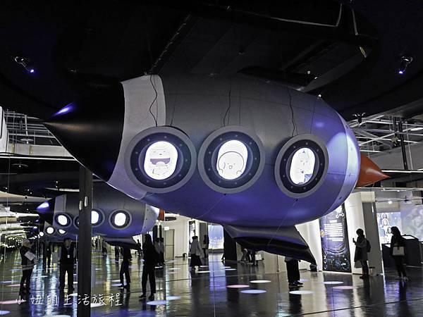我是小小太空人,不可思議的星球特展,汐止遠雄-42.jpg