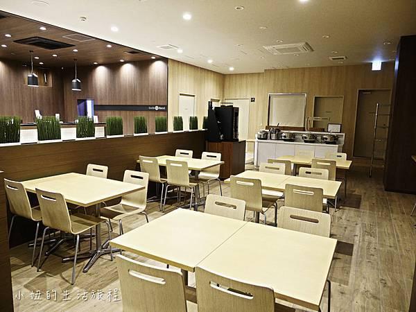 福岡住宿,博多站前微笑飯店-13.jpg
