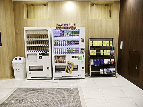 福岡住宿,博多站前微笑飯店-14.jpg
