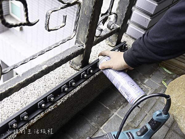6.防水施工保障隱形鐵窗安裝後牆面孔洞不滲水.jpg