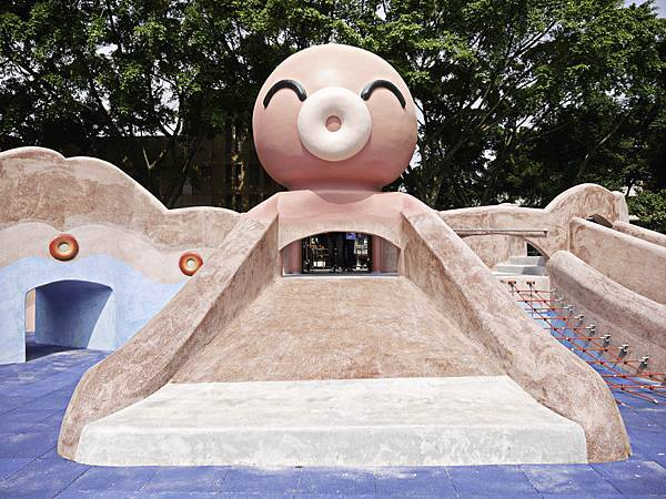 溪北公園,板橋,特色公園,章魚-4.jpg