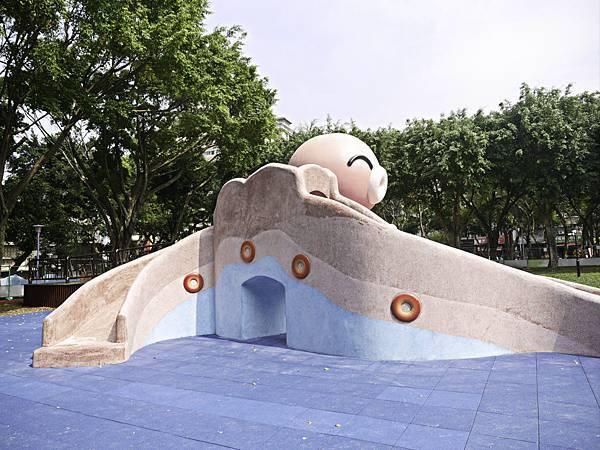 溪北公園,板橋,特色公園,章魚-8.jpg