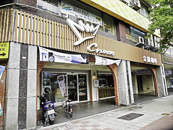金鑛咖啡 Crown&Fancy,信義店,櫻花勃朗峰-1.jpg