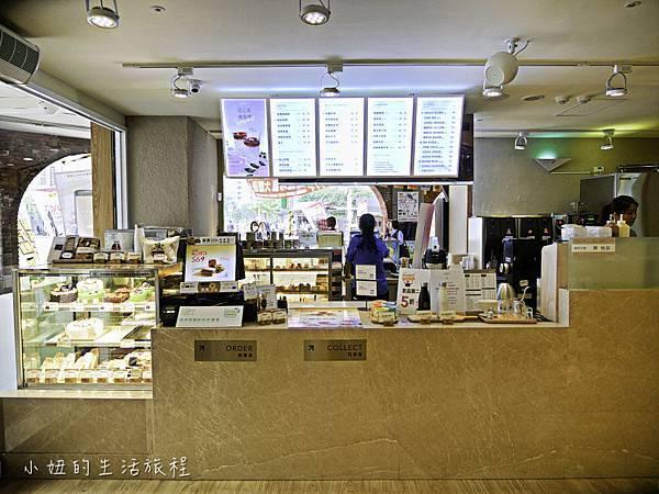 金鑛咖啡 Crown&Fancy,信義店,櫻花勃朗峰-2.jpg