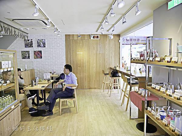 金鑛咖啡 Crown&Fancy,信義店,櫻花勃朗峰-7.jpg