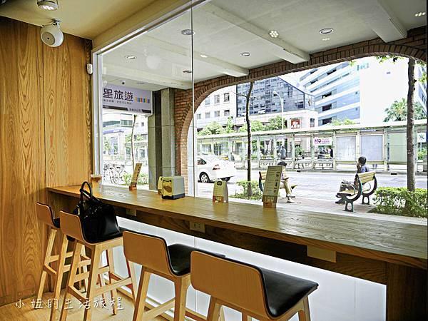 金鑛咖啡 Crown&Fancy,信義店,櫻花勃朗峰-8.jpg