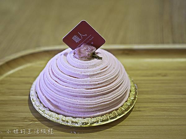 金鑛咖啡 Crown&Fancy,信義店,櫻花勃朗峰-11.jpg