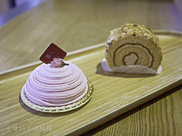 金鑛咖啡 Crown&Fancy,信義店,櫻花勃朗峰-12.jpg
