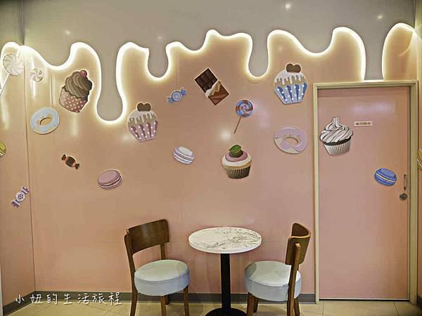 7-11后糖門市,台中,粉紅夢幻糖果屋,KITTY-4.jpg