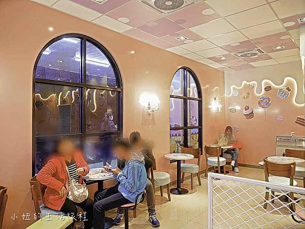 7-11后糖門市,台中,粉紅夢幻糖果屋,KITTY-7.jpg