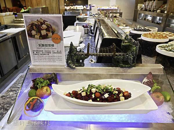 礁溪長榮鳳凰,自助餐,晚餐,米其林-8.jpg