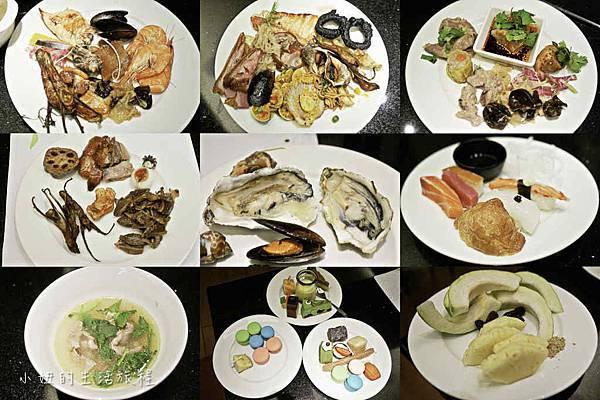 礁溪長榮鳳凰,自助餐,晚餐,米其林-37.jpg