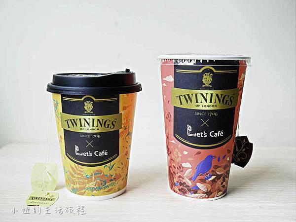 唐寧茶全家,英國皇室御用唐寧果茶│Let's Café-1.jpg