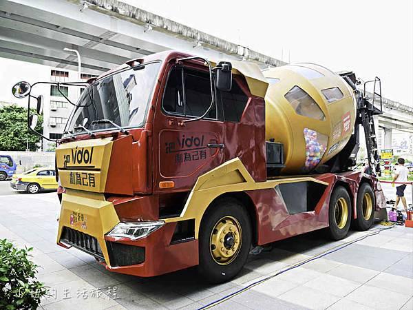 混泥土扭蛋機,台北,三創-4.jpg